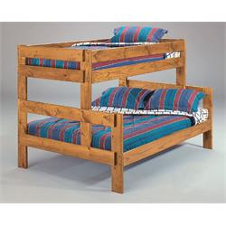 t/f wood bunkbeds 7006-2PC Image