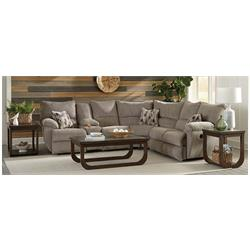 Elliot Pewter reclining 2pc sectional 2250-EP-2PC Image